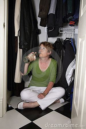 Closet Drinker closet royalty free stock photo image 20528545
