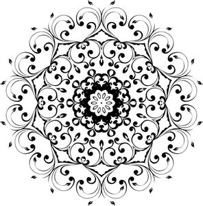 pattern design vector png floral pattern border png
