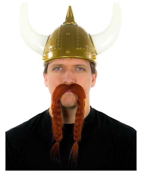 viking braided sideburns viking beard red dwarf beard with braids horror shop com