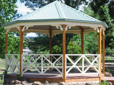 Handmade Gazebos - contact us custom built gazebos