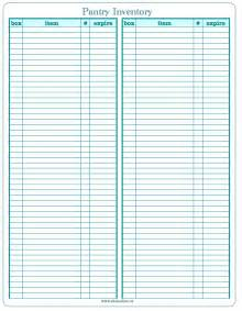 food inventory list template sk studios homemaking 31 days day 27 pantry inventory