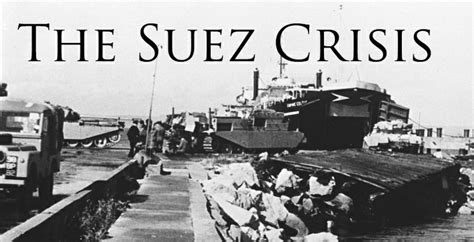 libro the suez crisis empires the suez crisis was started in egypt when they nationalized the suez canal the reason this
