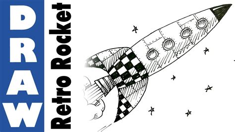 doodle how to make rocket space rocket drawing page 2 pics about space