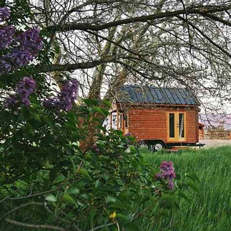 Living The Tiny Home Life An Interview With Tammy Strobel Tammy Strobel Tiny House