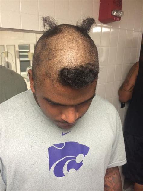 freshman haircut look kansas state freshmen got horrible haircuts for fall