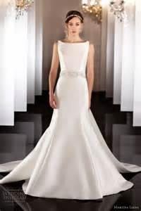 Wedding Dress No Train Martina Liana Fall 2013 Wedding Dresses Wedding Inspirasi Page 2