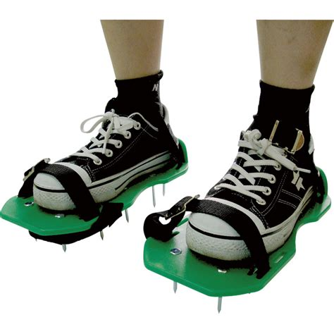 lawn aerator shoes lawn revitalizing aerator shoes northern tool equipment