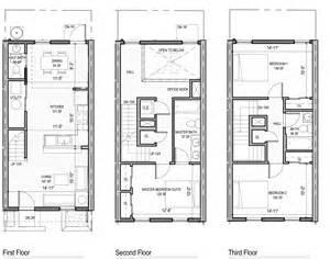 Bedroom Sizes The Urban Standard Unit 3 Bedroom 2 189 Bath Middle Unit
