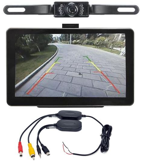 car backup 10 best wireless backup cameras for your car