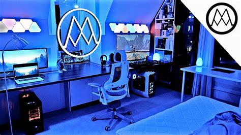 ultimate gamer setup 17 000 ultimate gaming setup 2017 youtube