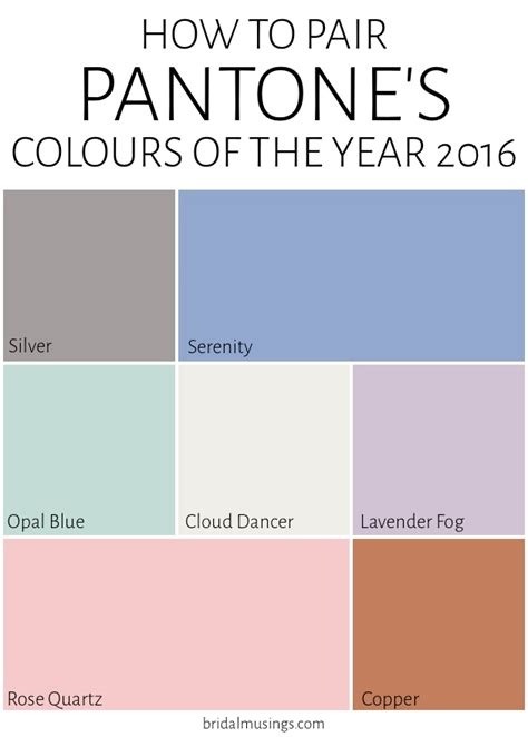 serenity color pantone colours of the year meet quartz serenity