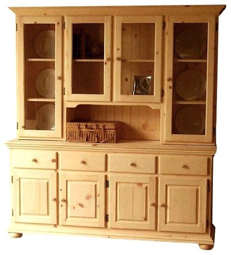 Kitchen Buffet And Hutch Furniture Furniture Buffets And Hutches