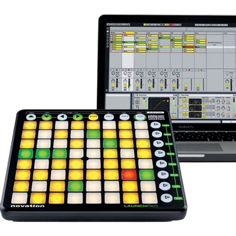 Novation Launchpad Mk2 2 novation launchpad mk2 radoslavmusic