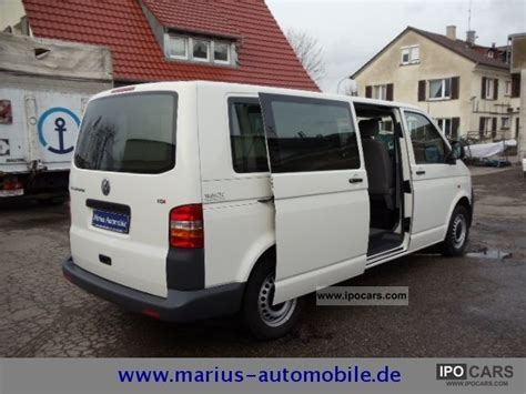 Minibus Carry 2007 2007 volkswagen caravelle dpf with stretcher and
