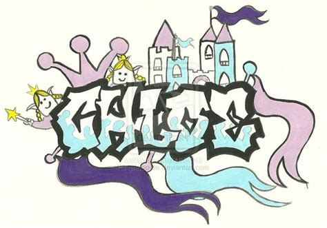 doodle name jade the name graffit name by girldoodle on