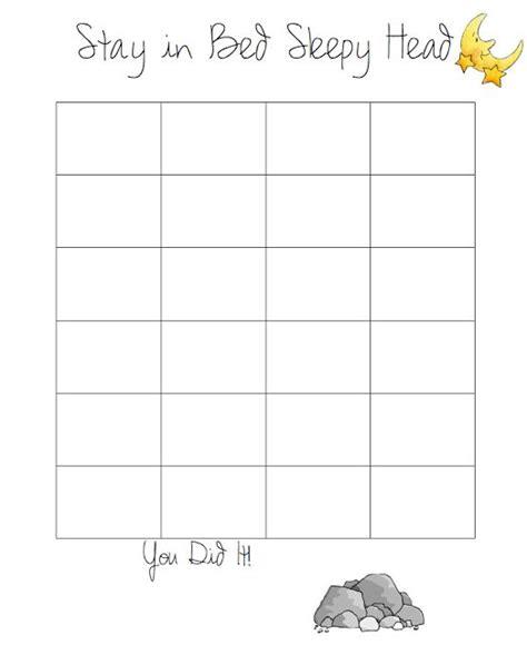 printable toddler sleep chart 25 best ideas about behavior chart toddler on pinterest