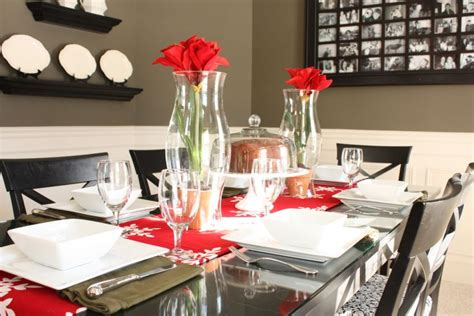 what decorations are suitable for the dining table 35 inspiring dining room decorating ideas