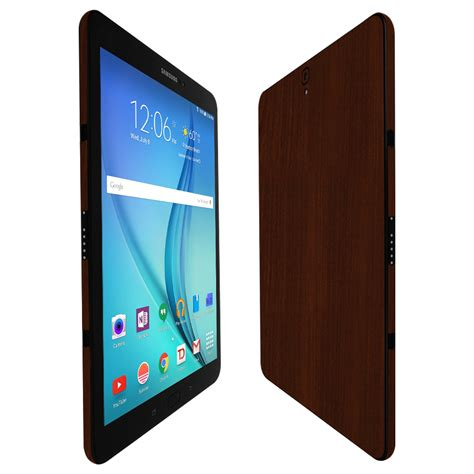 Skin Protector Samsung Galaxy Tab S3 9 7 3m Premium Black Leather galaxy tab s3 9 7 techskin wood skin