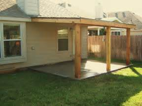 Simple Patio Cover Designs by Cedar Patio Cover 10 X16 Basic Model Home And Lawn