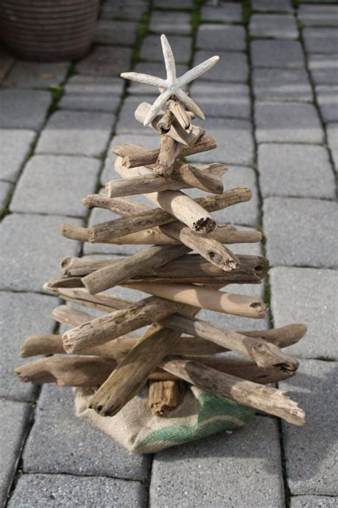 driftwood christmas tree must make maybe two for dining