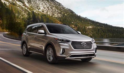 Hyundai Santa Fe Safety by Hyundai Proves Commitment To Safety In 2017 Santa Fe Car