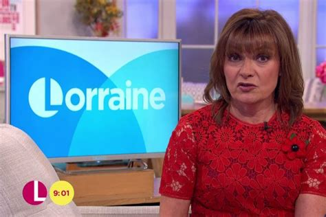 reba a last minute cancellation canceled renewed tv shows us election lorraine viewers left devastated as itv chat