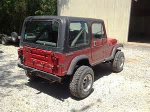 Pros And Cons Of Lifting A Jeep 1988 Jeep Yj Wrangler 4x4 4 2l I 6 Manual 4 Quot Lift 4wd 31