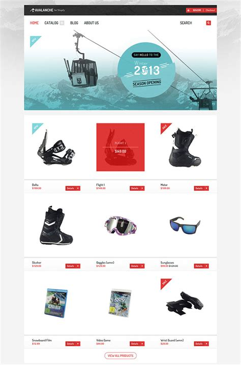 shopify themes best 2015 26 best shopify themes 2016 web graphic design bashooka