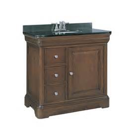 Lowes Custom Order Vanity Tops Shop Allen Roth Fenella Rich Cherry Undermount Single