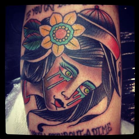 tattoo in london sad lady design best tattoo artists in london