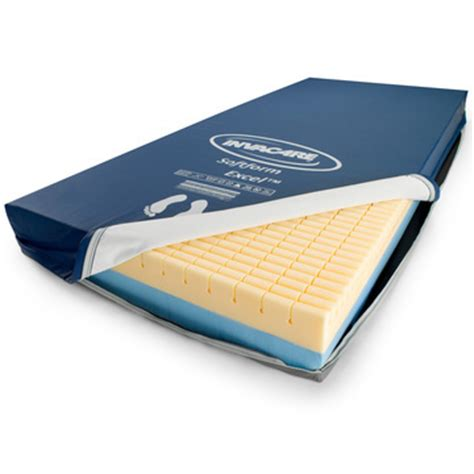 Invacare Hospital Beds Invacare Softform Excel Mattress Provides Comfort For Up