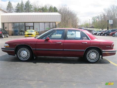 ruby metallic 1995 buick lesabre custom exterior photo
