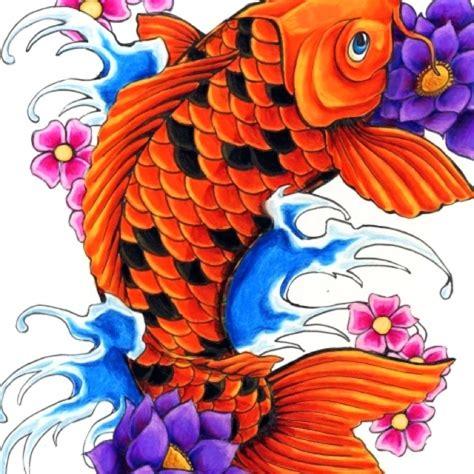 koi fish lotus flower tattoo designs koi fish like the idea of 2 big lotus flowers