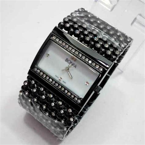 Jam Tangan Bonia Merica Bonia jual jam tangan wanita bonia merica hitam kw di