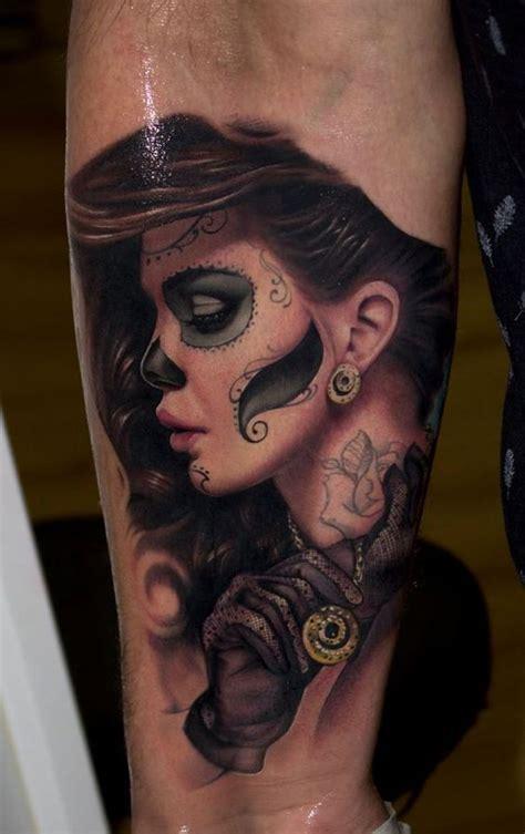 imagenes tatuajes catrinas catrina tattoo significado e im 225 genes de tatuajes de