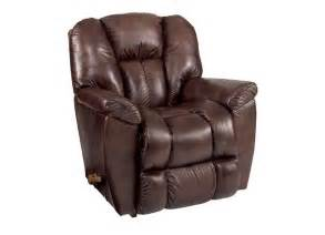La Z Boy Recliner Leather by La Z Boy Maverick Leather Recliner Francis Furniture