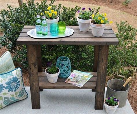 make your own garden bench diy garden furniture 6 easy ways to make your own