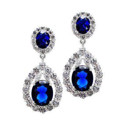 Modern Crystal Chandelier Clip On Earrings For Women