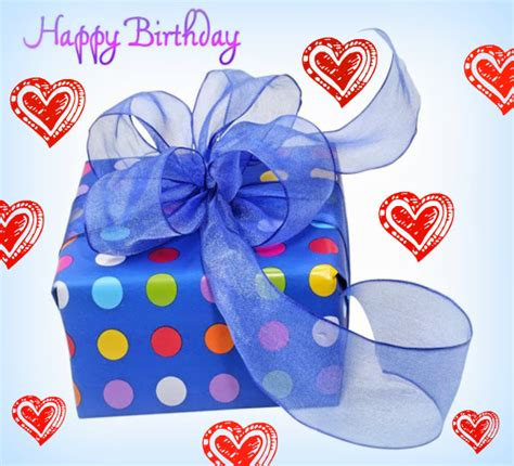 birthday gift with hearts of love free gifts ecards