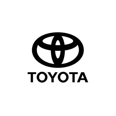 Toyota Logo Spells Toyota Calvary Industries Chemical Compounding Supplier