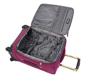 steve madden luggage 3 softside spinner suitcase set collection review 2019 luggage spots