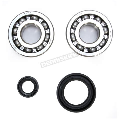 Seal Pully Set Beat Karbu pro x crank bearing and seal kit 23 cbs13084 dirt bike motocross dennis kirk inc