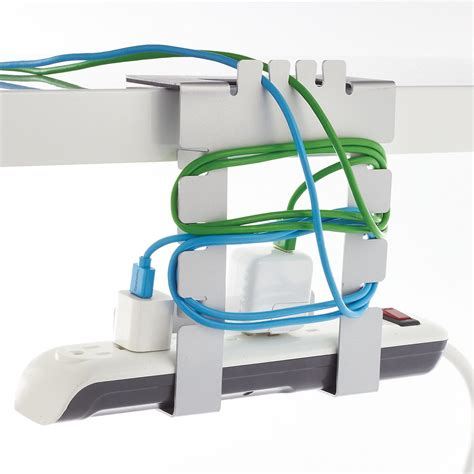 Penggulung Kable Cable Cord Holder Sca015 hanging cable loft cord organizer the container store