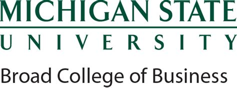 Michigan State Mba Us News Ranking by September 2012 Broad Business Enews Eli Broad College Of