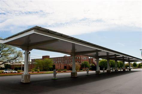 plainville conn gets a solar carport