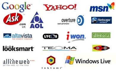 Find Site 21 Free Search Engine List To Increase Traffic