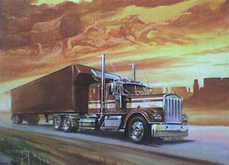 truck painting 15 best images about truck on semi trucks