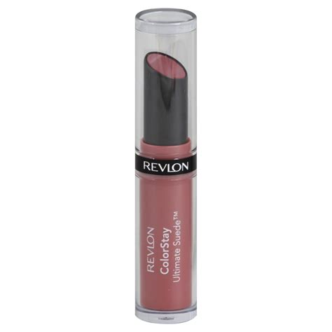 Revlon Colorstay Ultimate Suede Lipstick revlon colorstay ultimate suede lipstick preview 070 0
