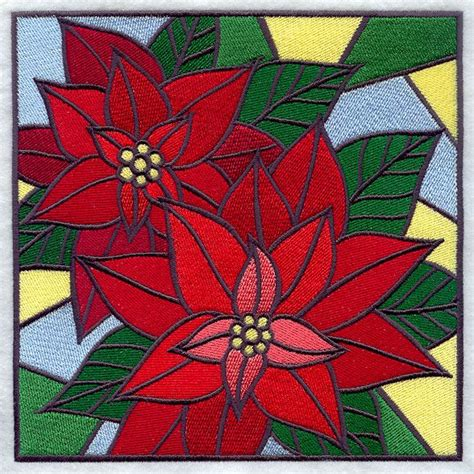christmas pattern stained glass stain glass christmas patterns stained glass poinsettia