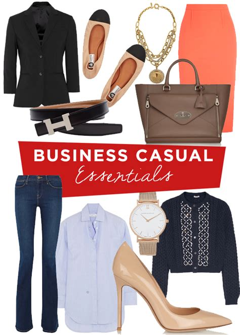 Business Casual Wardrobe by Building Your Business Casual Wardrobe Messiah